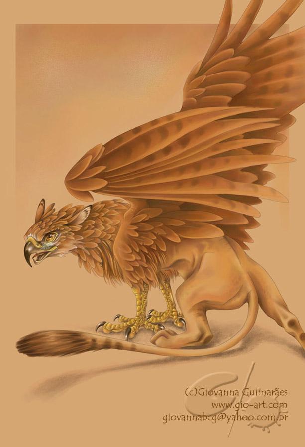 o livro das mitologias grifo criatura
