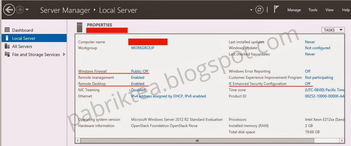VPS Windows Gratis 6 Bulan