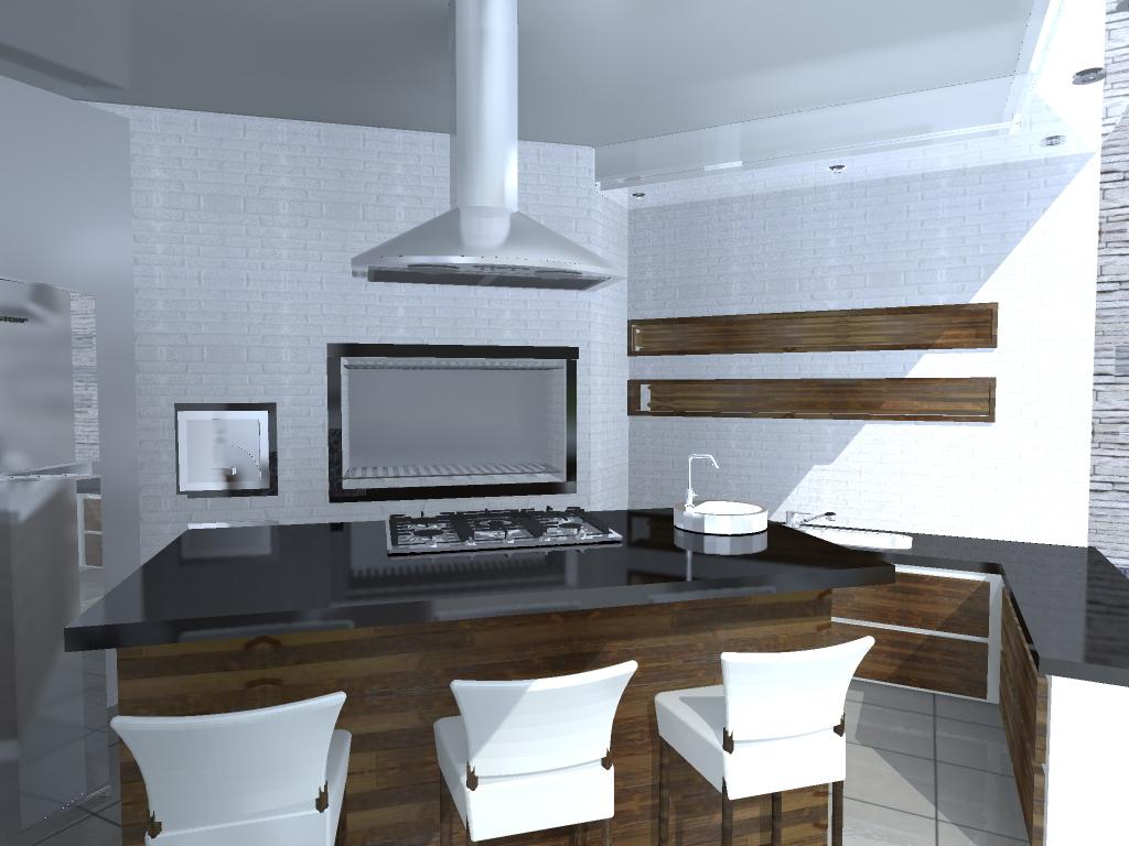 Área Lazer Cobertura Apartamento ~ arquitetura #476684 1024x768 Arquitetura Banheiros Sp
