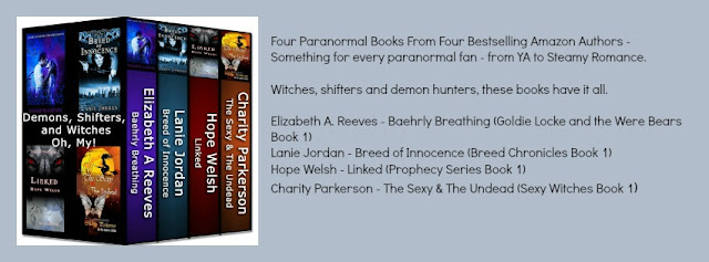Demons, Shifters, and Witches, Oh My