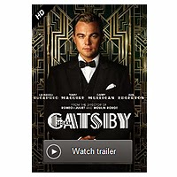 The great Gatsby film 2013