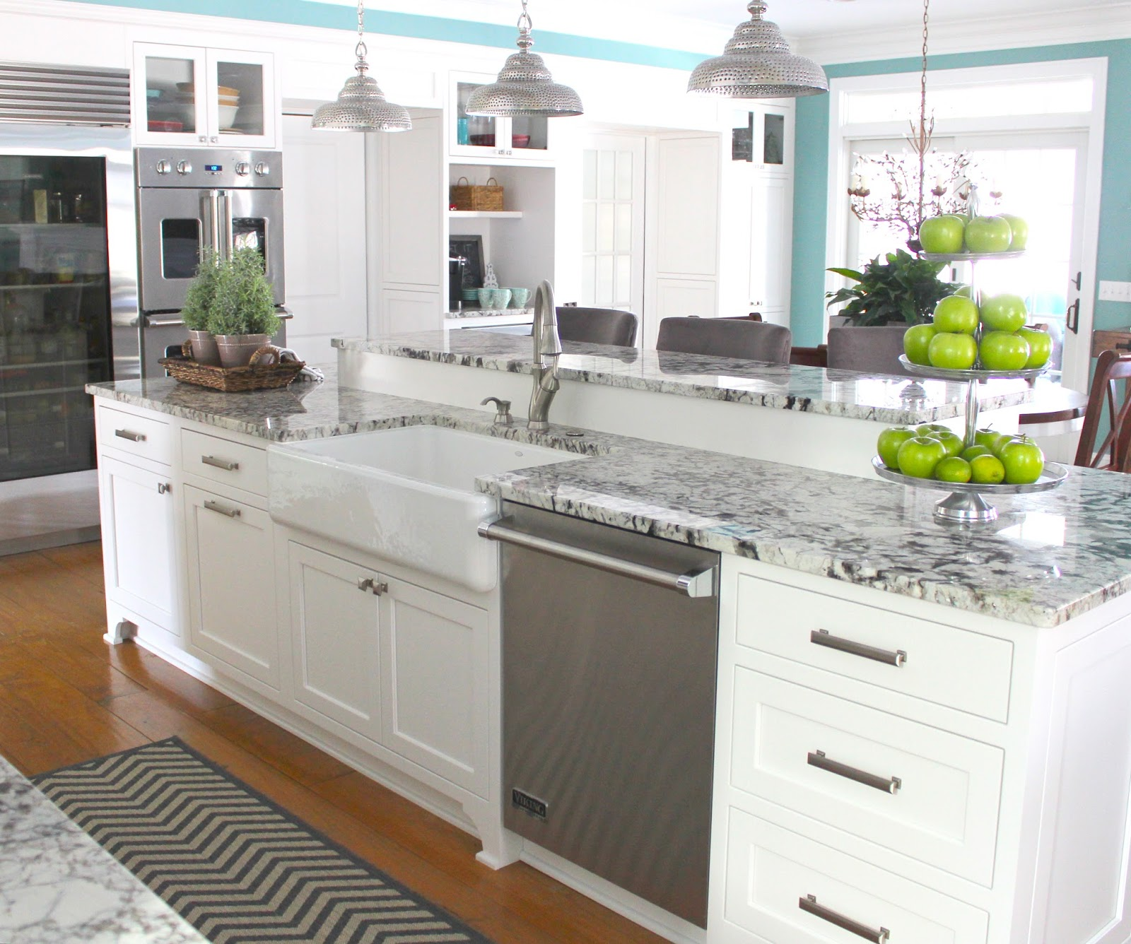 The Yellow Cape Cod: Details~Custom Kitchen Makeover