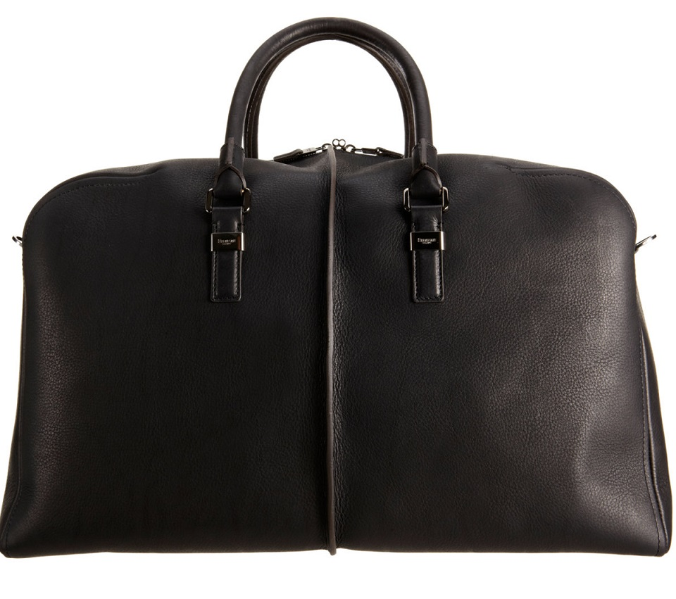 SERAPIAN LEATHER BAG ON ASK DELUXSHIONIST