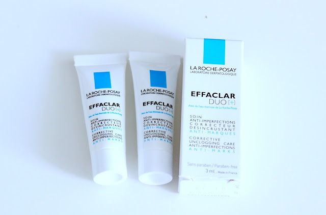 la roche-posay effacar duo corrective unclogging care honest review