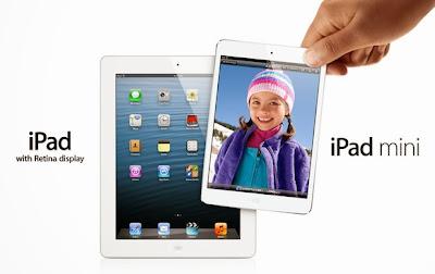 Harga iPad Mini Wifi 16GB Terbaru 2014