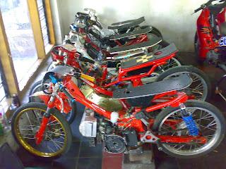 MOTOR DRAG