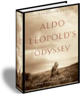 aldo leopold essay odyssey Can aldo leopold's land ethic tackle our toughest in 1948, aldo leopold suffered a fatal heart attack while helping fight a fire on his neighbor's farm the next year, thanks to the determined efforts of family and friends, oxford university press published a collection of his essays.