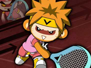 game thể thao Hip Hop Tennis hay tại GameVui.biz