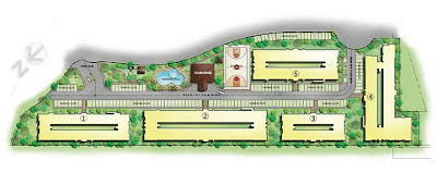 Maui Oasis Sta. Mesa Manila Site Development Plan, Condominium for sale in Manila, Filinvest