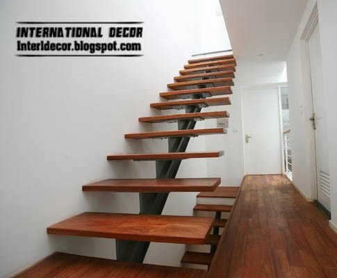 Designing Stairs : unique staircase, modern staircase design - interior stairs