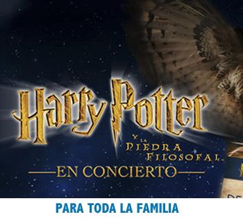 Harry Potter ¡en concierto!
