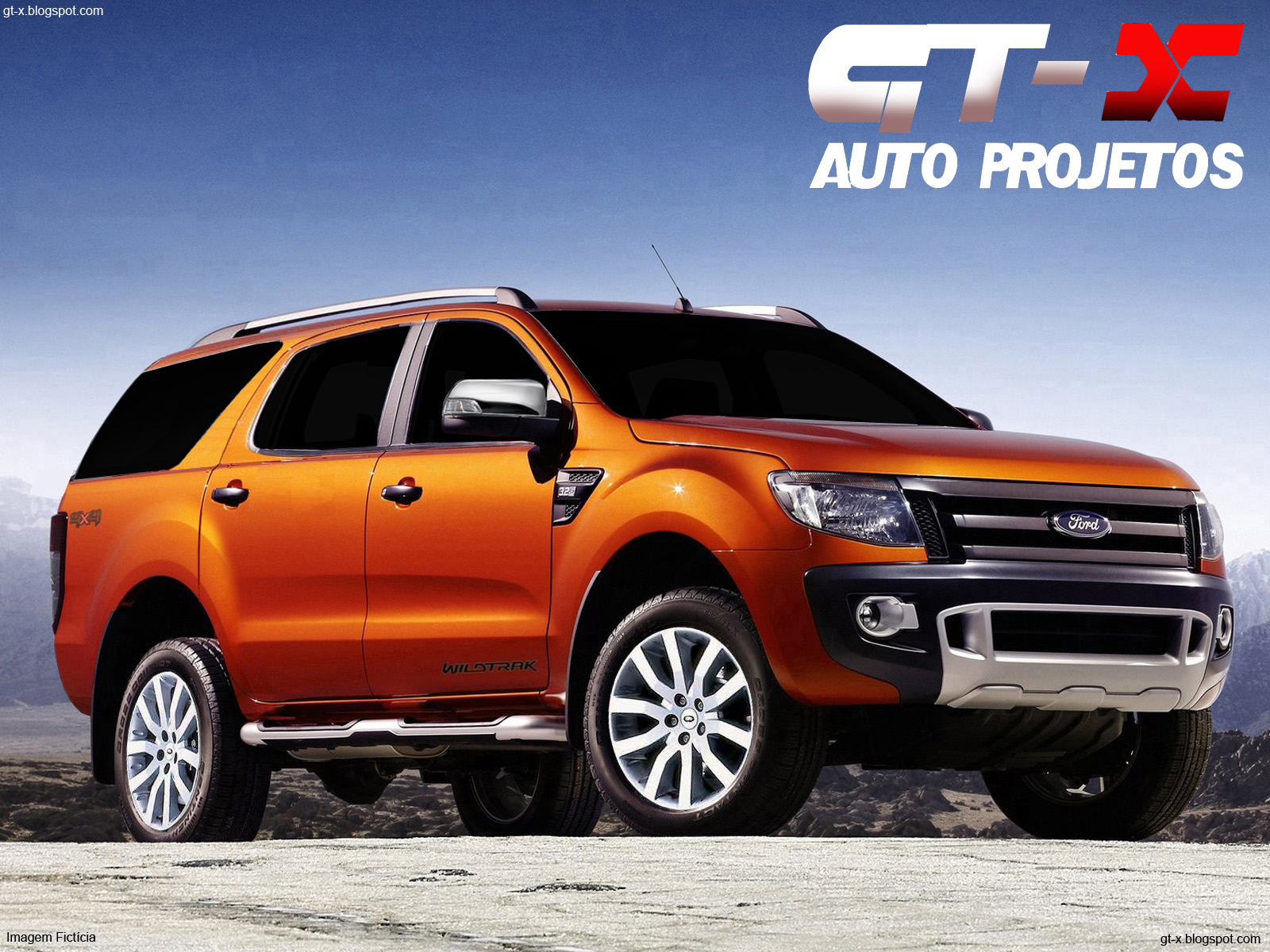 Ford Everest 2013