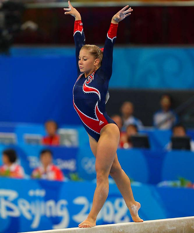 USA Gymnastics Shawn Johnson