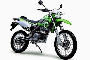 Harga Sepeda Motor Kawasaki KLX 150
