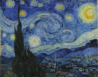 Image of Starry Night by Vincent Van Gogh