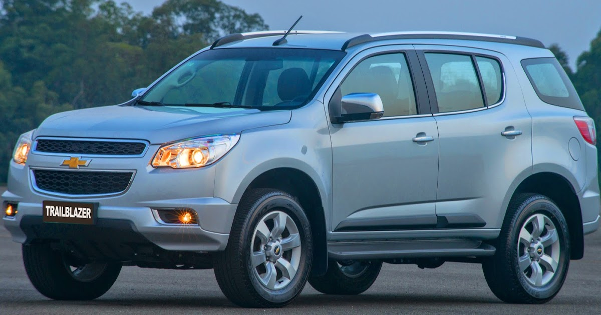 2015 Chevrolet Trailblazer html Autos Post