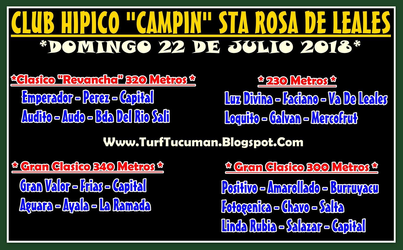 PROG CAMPIN DGO 22
