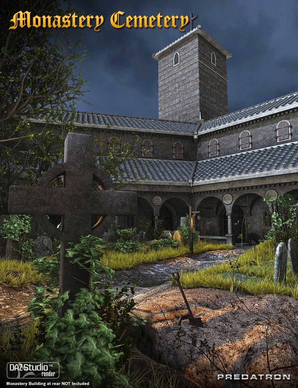 Cimetière Monastère