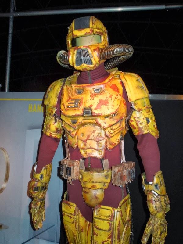 Doctor Widow Wardrobe Harvest Ranger costume