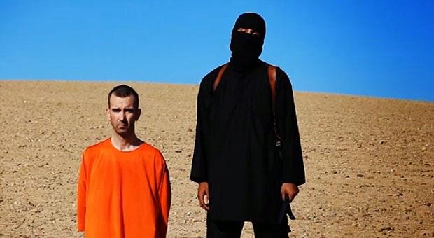 Video de británico decapitado: David Haines