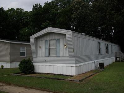 Homes, Houses, Mobile Homes