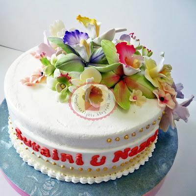 Hantaran Cake - Buttercream