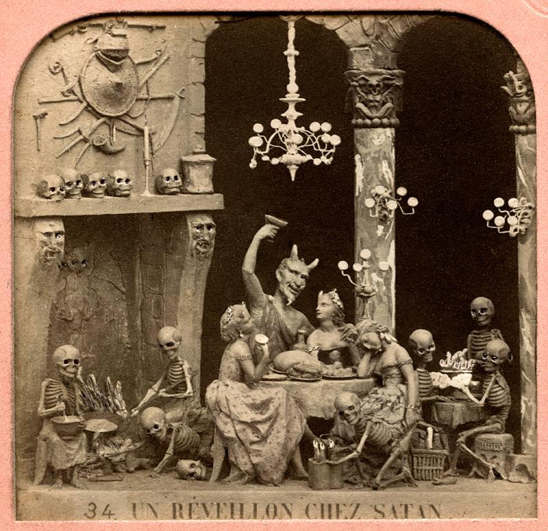 Little Gothic Horrors: A Little Infernal Imagery