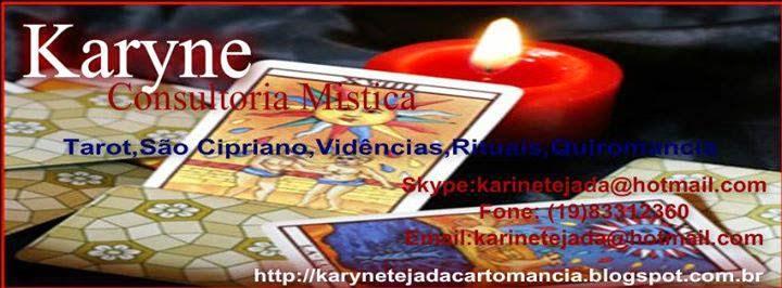 Consultora Mistica Karyne Tejada