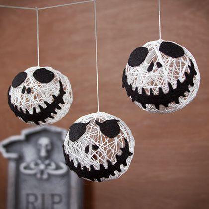 Lexyskreativblog kleine sammlung von halloween deko ideen - Halloween dekoration selber basteln ...