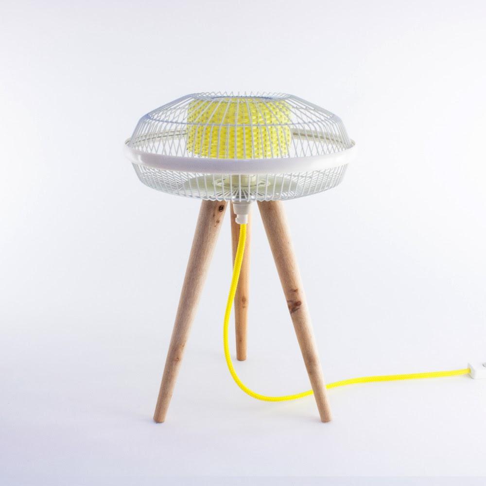 Anneliwest berlin fantasized fan lamps for Lampen charlottenburg