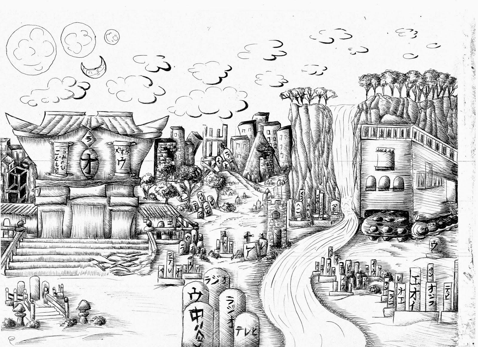 douglas suzano ilustrador a cidade cemitério