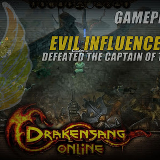 Evil Influence Quest » Defeated The Captain Of The Undead In Drakensang Online