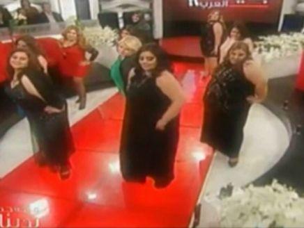 لأول مرة... ملكة جمال بدينات العرب والفائزة تزن 110 كيلوجرام  - نساء بدينات - fat women