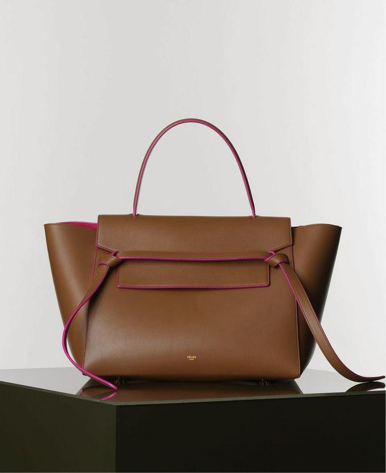 Bag Lady: Celine Belt Bag