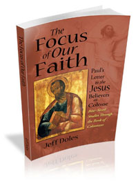 The Focus of Our Faith