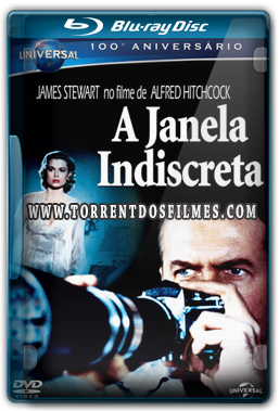 Janela Indiscreta (1954) Torrent - Dublado Bluray 1080p