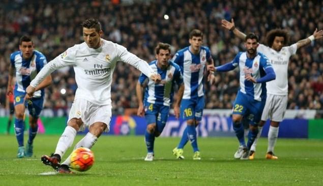 Cristiano Ronaldo to score against Espanyol