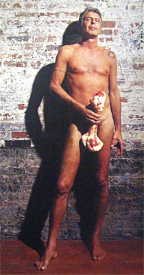 Anthony Bourdain Raw Craft