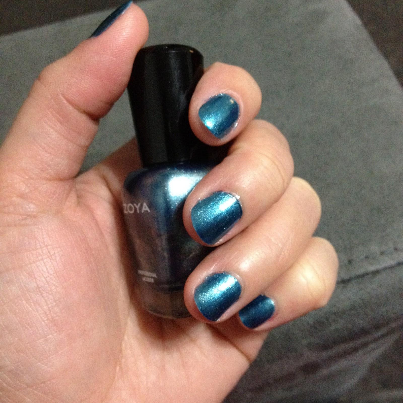 A wife 39 s charmed life beauty stash zoya nail polish for A charmed life nail salon