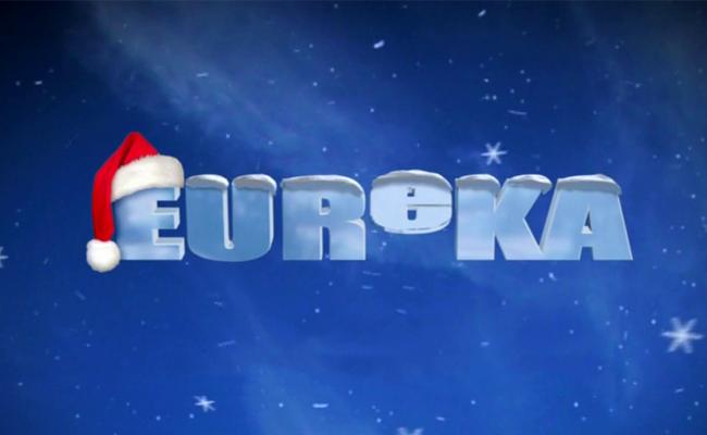 Eureka – SparklyPrettyBriiiight