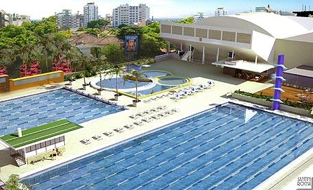 Projeacqua piscinas e complementos for Metros piscina olimpica