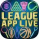 WE USE LEAGUE APP LIVE
