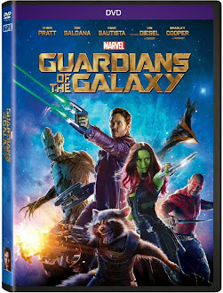 DVDs in my collection: Guardians of the Galaxy