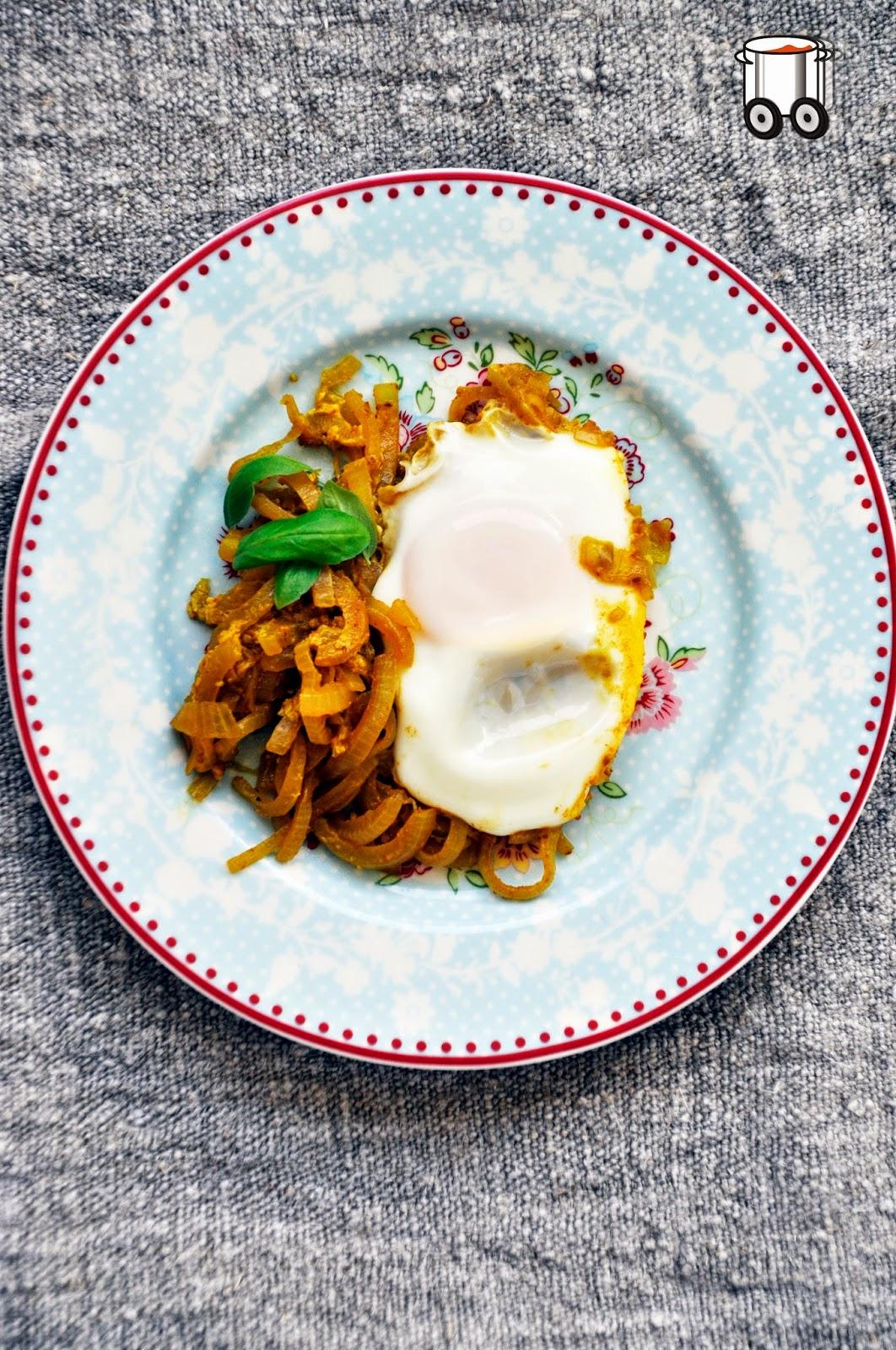 Szybko Tanio Smacznie - Jajka z curry