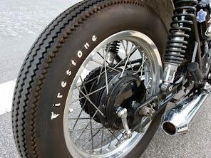 4.00 x 18 Firestone Champion Deluxe