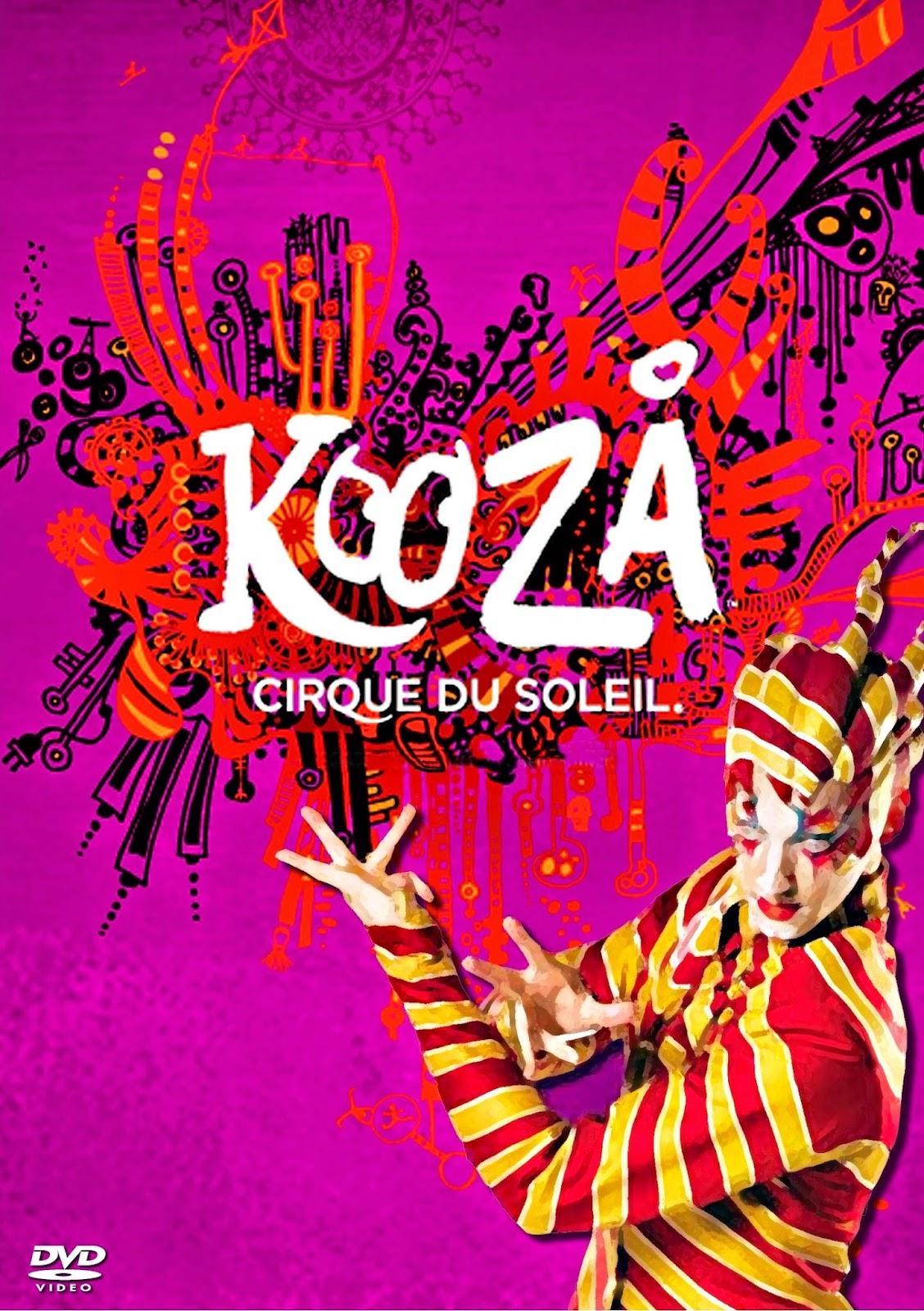 Cirque du Soleil: Kooza (2007)