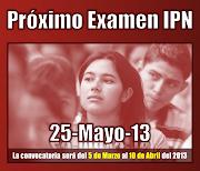 . Politécnico Nacional (IPN), primera vuelta, será del martes 5 de marzo . (ipn)