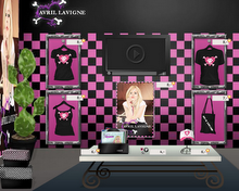 Avril Lavigne Shop