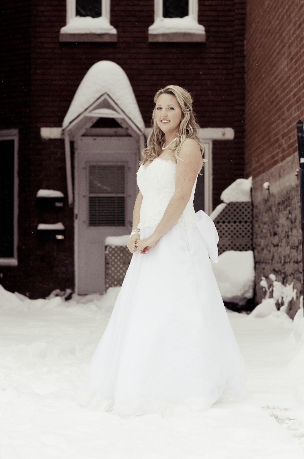 photographe mariage hiver montréal