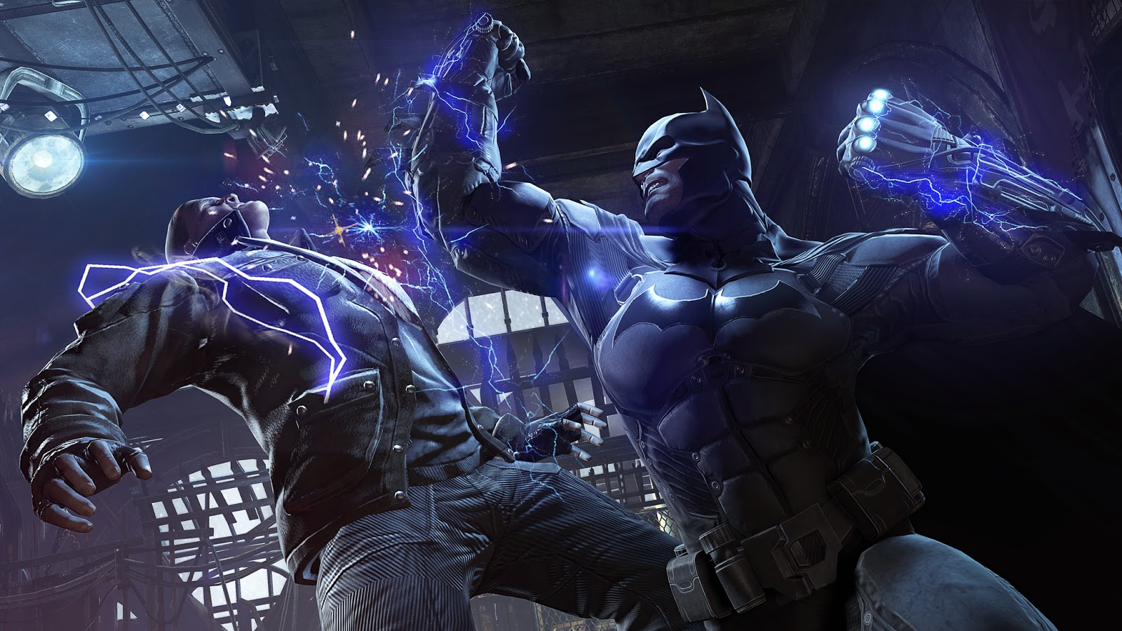 Batman Arkham Origins Video Game Wallpapers  - batman arkham origins game wallpapers